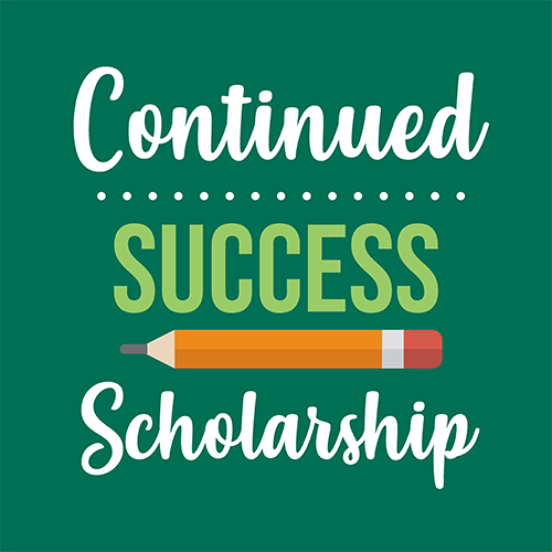 Continued Success Scholarship